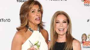 Kathie Lee Gifford Bids Farewell To Today Show [Video]