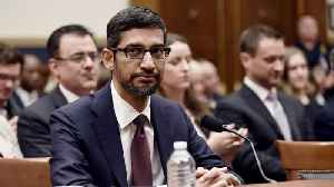 Congressman Steve King Asks Google CEO Sundar Pichai Tricky Question [Video]