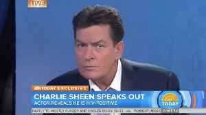 Charlie Sheen Has Been Sober For A Year [Video]