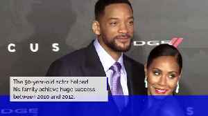 Will Smith Took 2 Years Off To Save His Families' Relationship [Video]