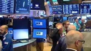 Wall Street ends choppy day higher [Video]
