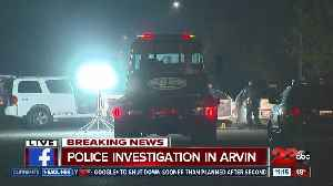 Arvin Police investigating deadly shooting on Langford Avenue [Video]