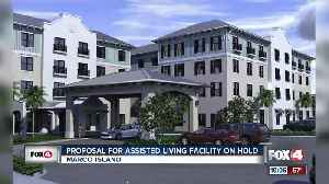 Residents resist assisted living facility proposal [Video]