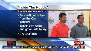 Carr brothers hosting event to benefit Valley Children's Hospital [Video]