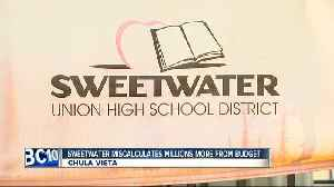 More budget issues surface for Sweetwater Union High School District [Video]
