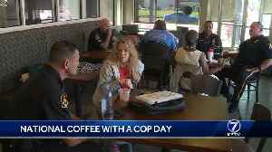 National Coffee with a Cop Day [Video]