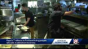 Portland restaurant offering jobs, support to Mainers in recovery [Video]