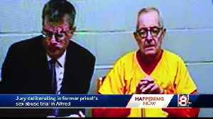 Jury deliberating in former priest's sex abuse trial in Alfred [Video]