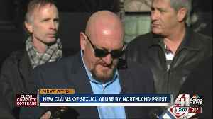 Man breaks 40-year silence, alleges priest abuse [Video]