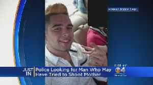 Police In Hialeah Searching For Man They Say Opened Fire On His Mother [Video]