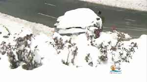 Parts Of East Coast Begin Recovering After Crippling Snowstorm [Video]