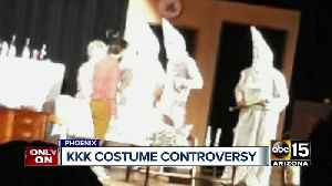 KKK costumes at high school play shock students, outrage parents [Video]