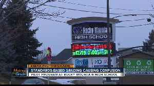 Standards-based grading causing confusion at Rocky Mountain High School [Video]