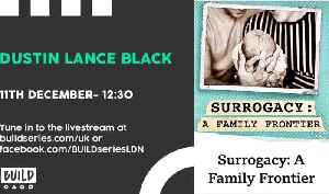 Live From London - Dustin Lance Black [Video]