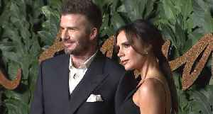 Kendall Jenner, Victoria and David Beckham attend British Fashion Awards [Video]
