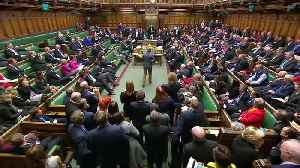 British lawmaker ejected from parliament for seizing ceremonial mace [Video]