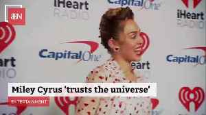 The Universe Works For Miley [Video]