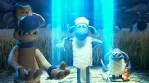 'Shaun The Sheep Movie: Farmageddon' Teaser Trailer [Video]