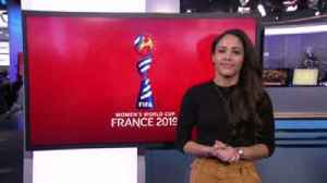 Scott on Women's World Cup draw [Video]