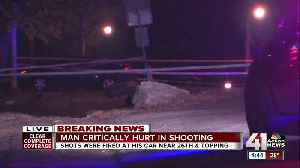 Shooting near 26th and Topping leaves 1 man critically injured [Video]