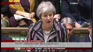 25 Known MPs Have Submitted Letters Of No Confidence in UK PM.