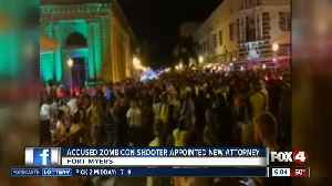Man charged in 2015 ZombieCon shooting getting new lawyer [Video]