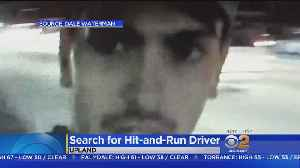 Caught On Video: Motorcyclist Struck By Hit-And-Run Driver In Rush Hour Traffic [Video]