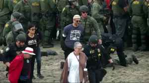 U.S. arrests faith leaders, activists at border [Video]