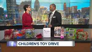 Holiday Toy Drive for Children's Leukemia Foundation of Michigan [Video]