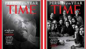 Khashoggi And Other Journalists Named Time Person Of The Year [Video]