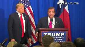 Trump considering Christie, Meadows, for chief of staff: sources [Video]