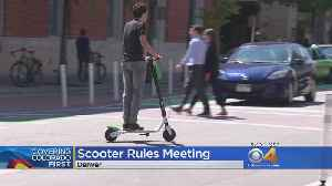 Proposal Would Classify Scooters As 'Electric Mobility Scooters' [Video]