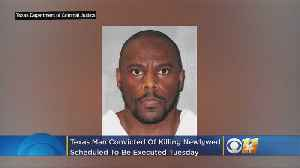 Man Who Killed Newlywed During Robbery Set To Die In Texas [Video]