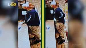 Florida Officials Looking For Thief Who Shoved Foot-Long Down His Pants