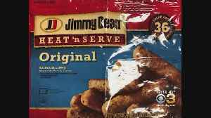 Jimmy Dean Sausage Recall Due To Possible Metal Contamination [Video]