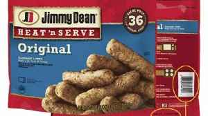 Jimmy Dean Recalls Thousands of Pounds of Sausage Products [Video]