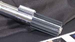 U.S. auctioneer withdraws 'Star Wars' lightsaber on authenticity issue [Video]