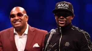 Deontay Wilder Is Clearly Not a Fan of Floyd Mayweather [Video]