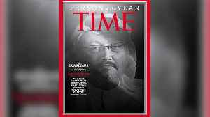 Jamal Khashoggi, Journalists Named Time Person of the Year