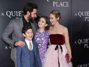 John Krasinski: Deaf actress was non-negotiable in A Quiet Place [Video]