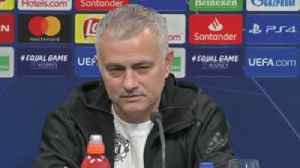 Mourinho 'doesn't care' about statement [Video]