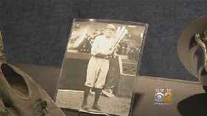 Babe Ruth's Personal Items To Be Auctioned At Yankee Stadium [Video]