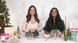 BUILD Brunch With Brit: How To Wow Holiday Party Guests [Video]