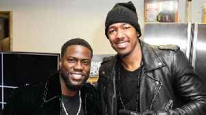 Nick Cannon on Kevin Hart Stepping Down: 'I'm Proud of How He Handled the Situation' [Video]