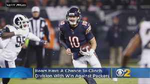 Chicago Bears Can Clinch NFC North Division This Weekend With Win Over Green Bay, Or Vikings Loss [Video]