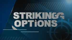 Striking Options: Tremendous Volatility, Energy, and Equities [Video]