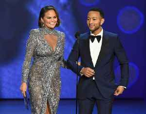 Chrissy Teigen Reveals She's Sabotaging John Legend's Workout Routine [Video]