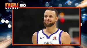 Cleveland Minute: Stephen Curry Shares His Doubts About U.S. Moon Landing [Video]