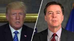 Trump Lashes Out At Comey Over Urging Americans To Oust Him In 2020 [Video]