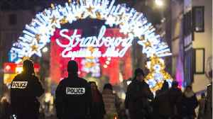 French Police Call For Calm Following Report Of Shooting In Strasbourg